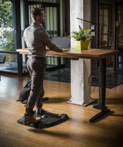 top anti fatigue mat for standing desk topo