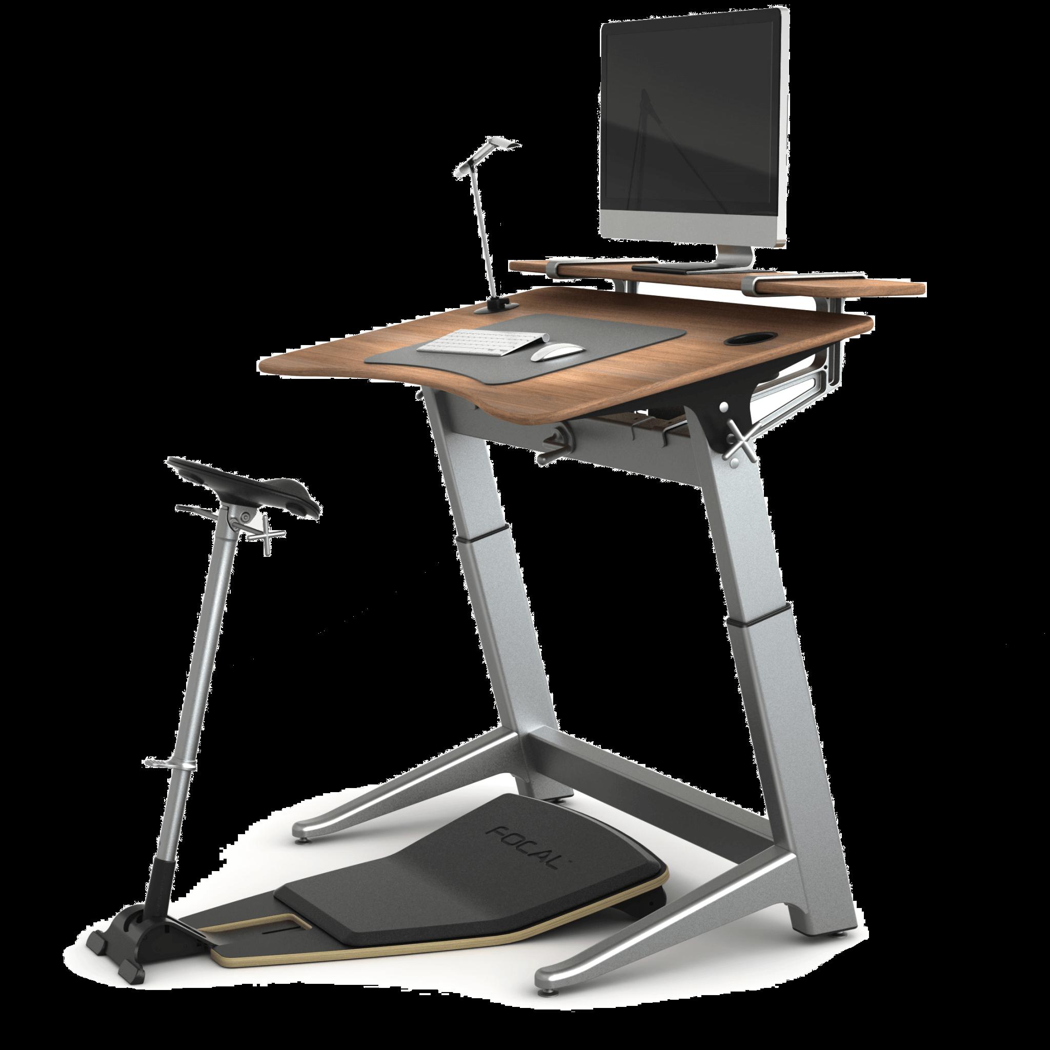 focal Sphere workstation best standing desk