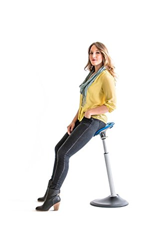 Leaning Chair Standing Desk