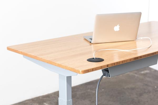 Jarvis Adjustable Standing Desk Review Start Standing