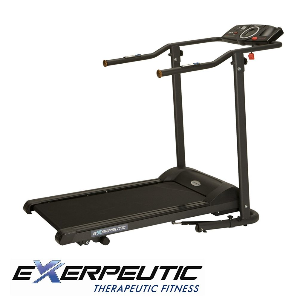 Exerpeutic Tf1000 Treadmill Start Standing