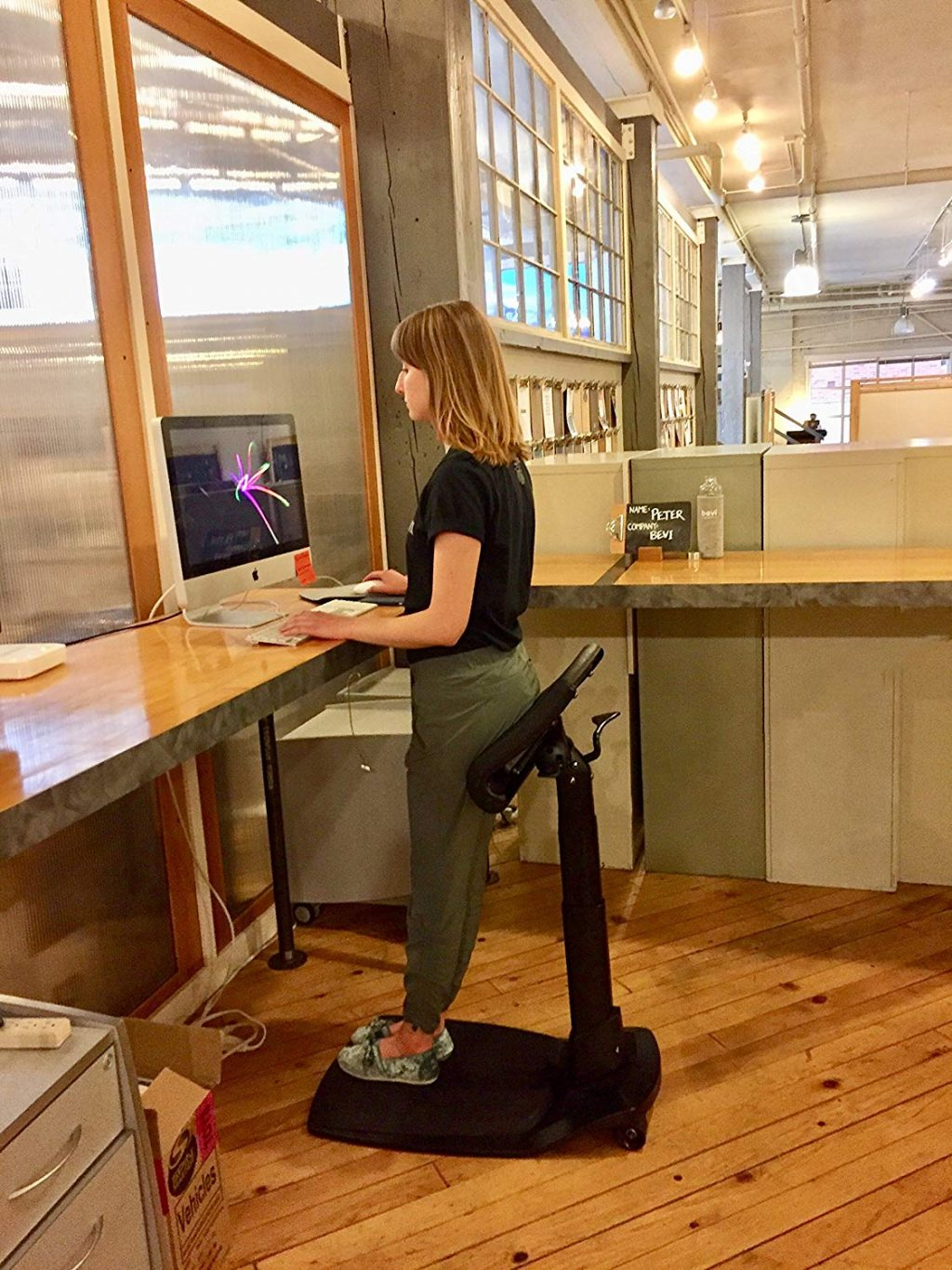 Ergo Impact Leanrite - Best Chairs and Stools for Standing Desks
