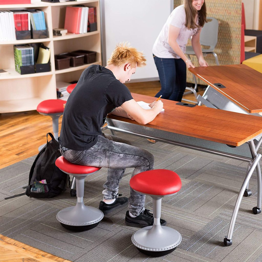 Learniture Learning Stool - Best Chairs and Stools for Standing Desks