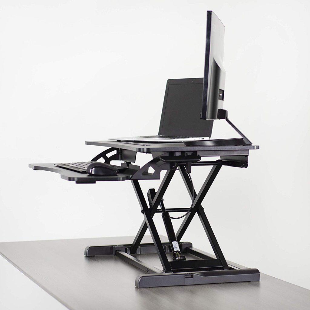 Vivo Riser Desk - Best Standing Desk Converters